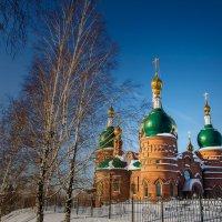 Храм святого Иоана Кронштадского :: Владимир Деньгуб