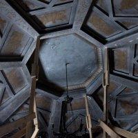 Кузьминки, Померанцевая оранжерея, интерьер :: Владимир Брагилевский