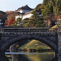 Мост Нидзюбаси в Токио :: Евгений Печенин