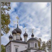 Храм Казанской иконы Божией Матери :: Maxim Semenov