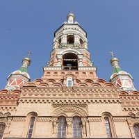 Церковь. :: Олег Мар