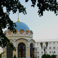 В монастыре :: Ольга Беляева