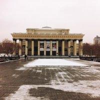 Театр оперы и балета :: Света Кондрашова