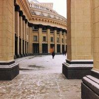 Колоны и театр :: Света Кондрашова