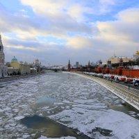 Москва-река :: Марина Таврова