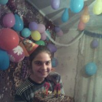 Інна з тортиком :: Танюша