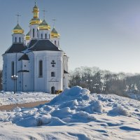 Весенняя зима :: Александр Крупский