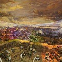 Бой на Багратионовских флешах. :: Юрий Шувалов