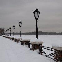 на границе между землёй и водой :: Галина R...