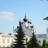 Монастырь :: Ольга Беляева