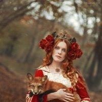 Осень :: Malinka Art Galina Paigetova