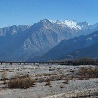Из Италии в Австрию через Доломитовые Альпы :: Надежда Лаптева