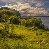 Ветер над водой :: Владимир Макаров