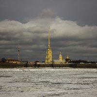 Петропавловка :: Алексей Никитин