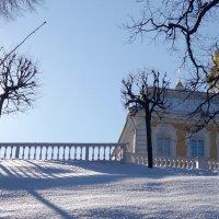 Солнечный день в Петродворце :: Елена