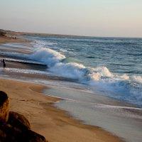 Атлантик. Побережье Намибии. Африка. :: Jakob Gardok