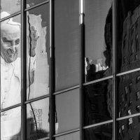 Pope in NY :: zan zibovsky