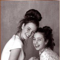 сестренки :: Мила Гусева