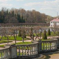 Весенняя прогулка в Петергофе :: bajguz igor