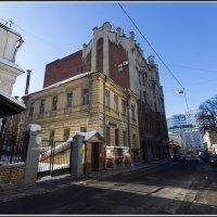 Москва. :: Михаил Розенберг
