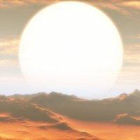 Жаркая планета :: КОСМИЧЕСКИЙ ФРЕГАТ