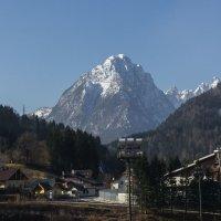 Из Италии в Австрию через Доломитовые Альпыудалитьредактировать :: Надежда Лаптева