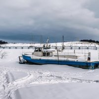 Корабли постоят - и ложатся на курс... :: Олег Архипов