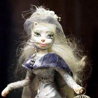 авторский образ кукла-кошечка :: Олег Лукьянов