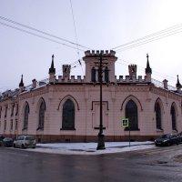 Бывшая Дворцовая электростанция  Царское село :: Валентина Папилова