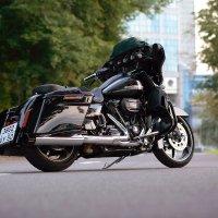 CVO Harley Davidson Streetglide special :: Sergei Korzh
