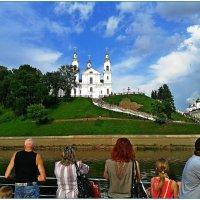 Город показался... :: Vladimir Semenchukov