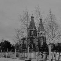 Храм :: Дмитрий Радков