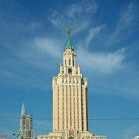 Москва-столица :: Ната57 Наталья Мамедова