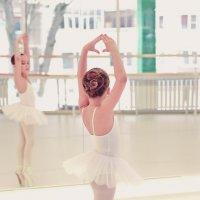 Балерина :: Юлия Давыдова