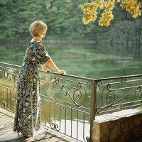 Незнакомка :: Юлия Никифорова