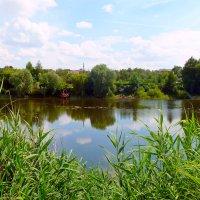 Тишина на реке :: Лидия Бараблина