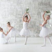 балерины :: Ольга Шеломенцева