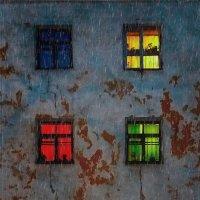 ночные окна :: Gala *