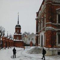 в кремле Волоколамска :: елена