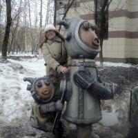 Все мы немного инопланетяне! :: Ольга Кривых