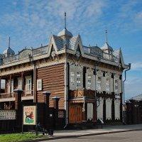 Дом Европы в Иркутске :: Сергей Никитин