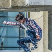 Прыжок :: Сергей Манекин
