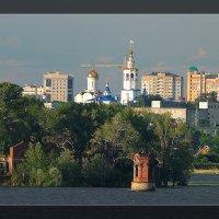 Зилантов монастырь (вид с Верхнего Услона) :: Николай Филимонов