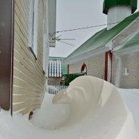 Снежная волна :: Андрей Щетинин