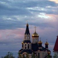Свято-Никольский Храм. г.Тарко-Сале, ЯНАО :: Ната57 Наталья Мамедова