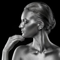 Silver woman :: Артём Кыштымов