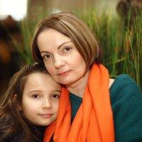 Мама и дочка :: Николай Холопов