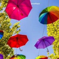 Сказочное небо :: Роза Бара