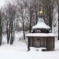 Надкладезная часовня. Можайский кремль. :: Юрий Шувалов