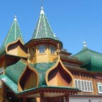 Дворец в Коломенском. :: Aleksandr